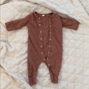 Other - Quincy Mae Pointelle Outfit